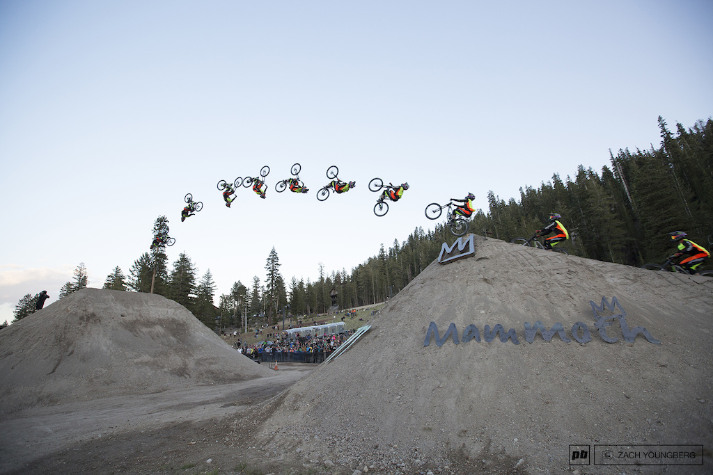 Cam Zink World Record Backflip