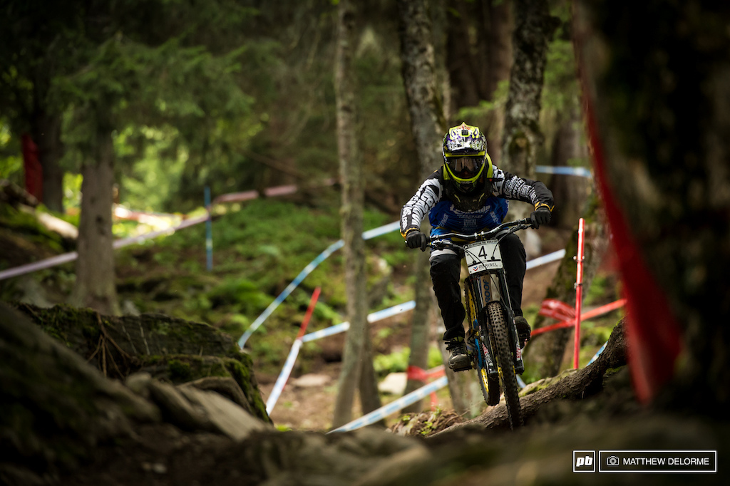 Sam Hill crushed it today. This track seemed built for Hill. Now it s time to see how he will fare in Norway. Will Sam take take another world championship title