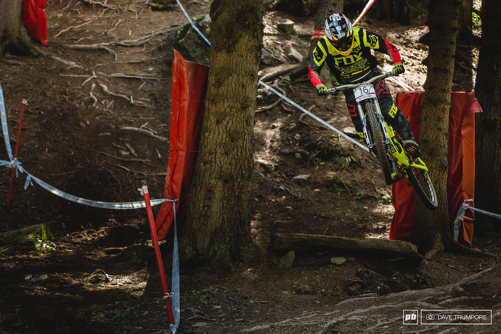 Remi Thirion had some special lines and big gaps but he couldn t use them to push past the competition today.