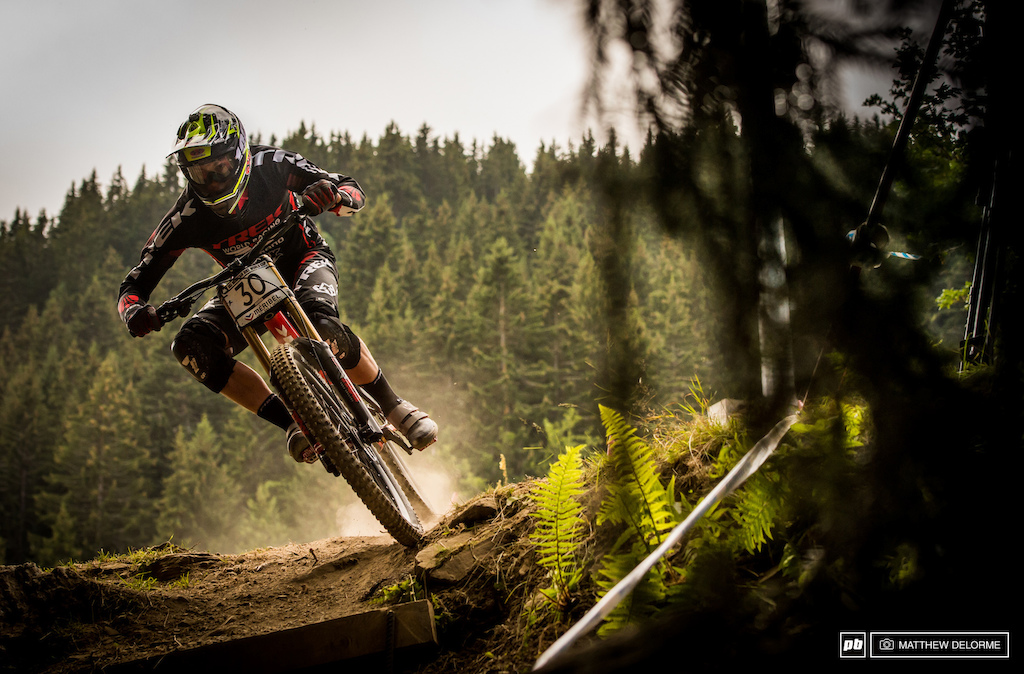 Greg Williamson slayed this mountain and was the fastest Trek making his second top ten this season.