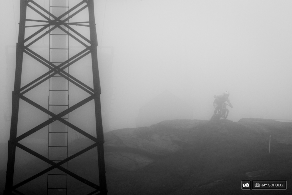 .. Foggy the Next - Give it another 5 minutes and it would change yet again.