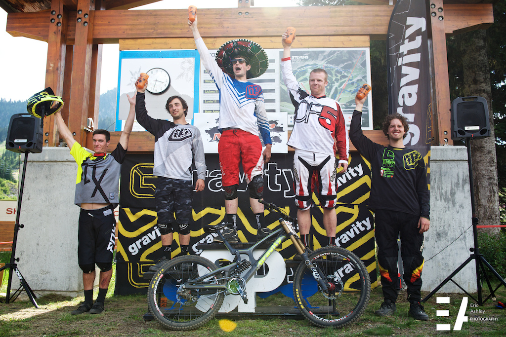 NW Cup # 5 2014. Stevens Pass, WA.