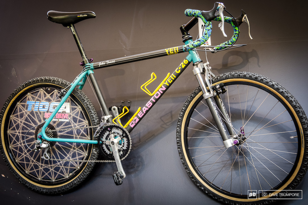 My favorite bike of the show part 1. Enjoy the history lesson and get to know your roots.