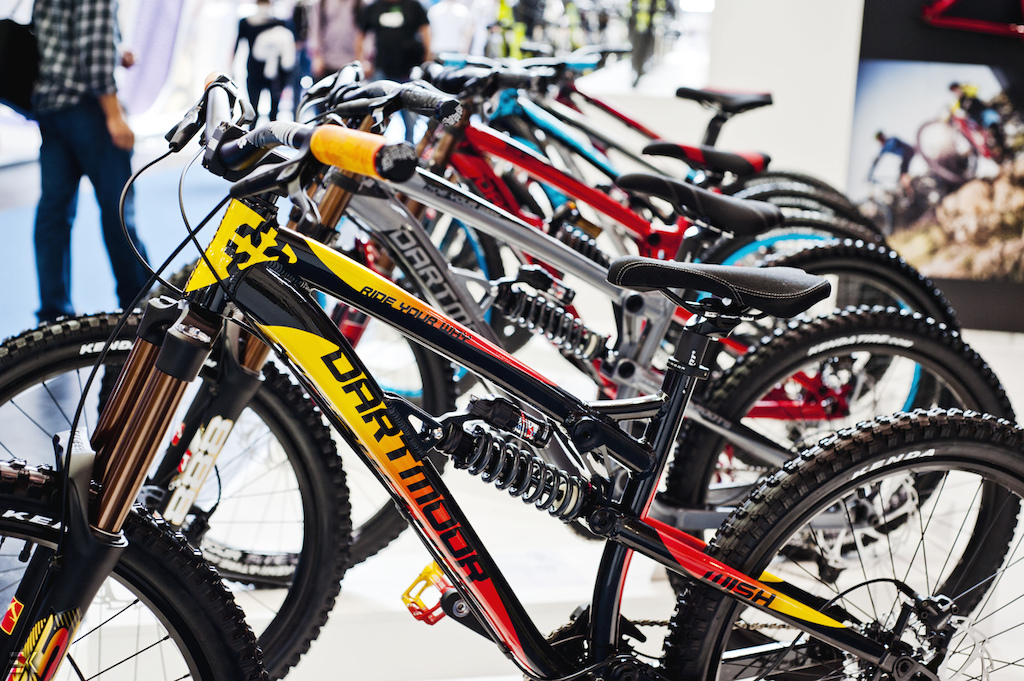 Dartmoor Bikes At Eurobike 2014 By Dart Bikes Pinkbike