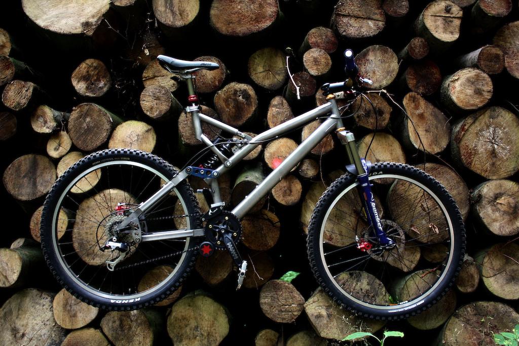 Titanium in the woods