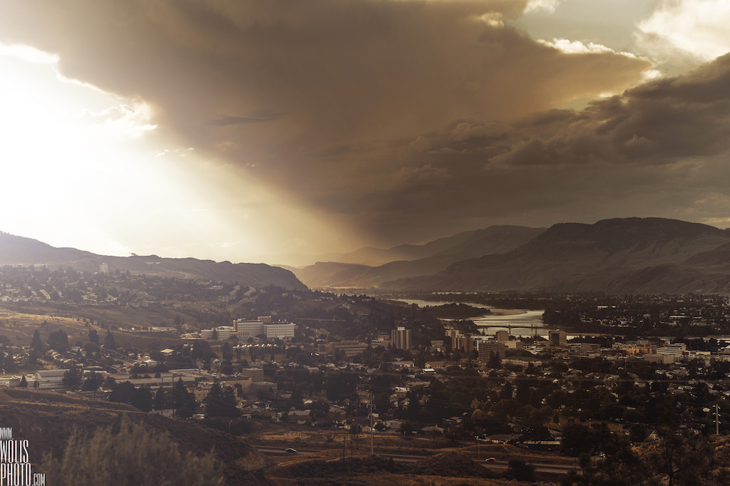 The City of Kamloops.