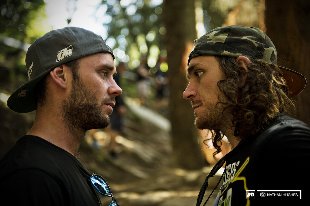 The Master bros know one thing World Champs is serious. From today on all their shenanigans will be put on hold... No more Wheely Wednesdays fruit microphones or shark fins. No more Hawaiian shirts and flipflops. This is champs. The fight for top Kiwi is on.