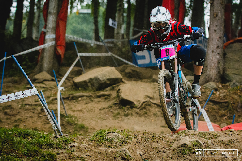 Tahnee Seagrave is the first riders since Sam Hill in 2004 to back up a Jr World title with a medal in Sr Worlds the following year.
