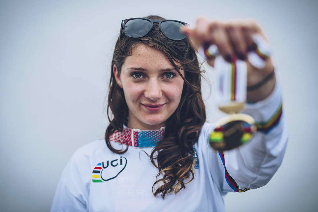 Madison Saracen at the 2014 World Championships