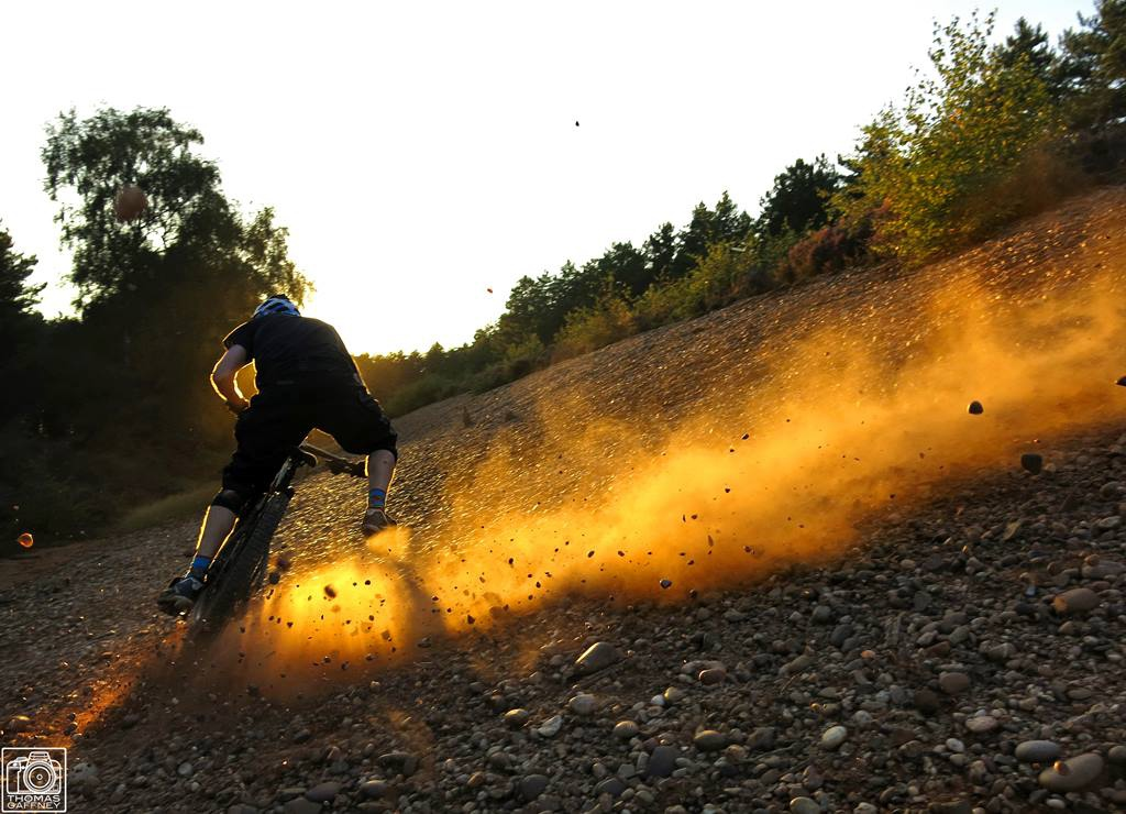 Golden hour session with the Canon G15 at Cannock Chase. www.thomasgaffneyphotography.com