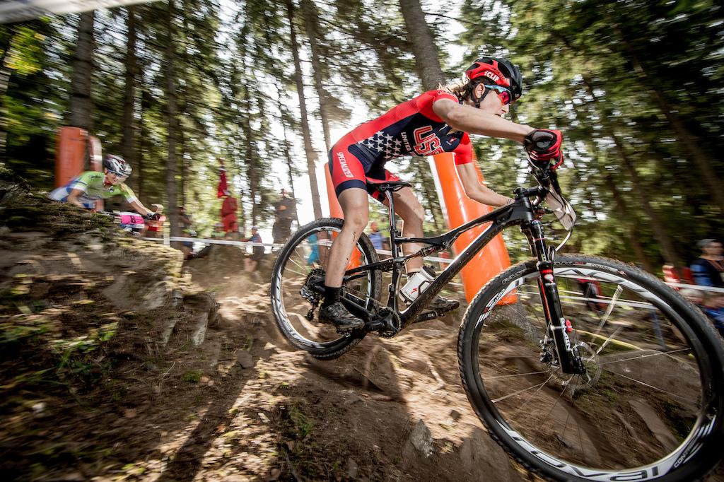 UCI World Championship Hafjell Norway 2014