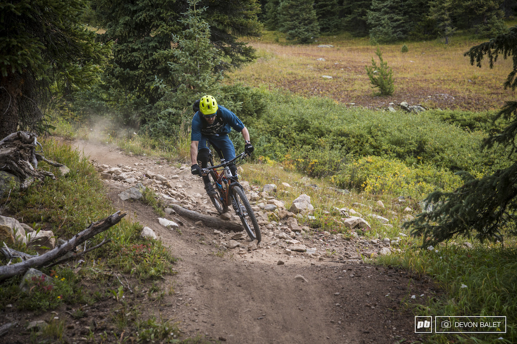 How do you stay at the front of the pack day in and day out You put in pedal strokes anywhere and everywhere possible. Ross Schnell on his way to another second place finish.