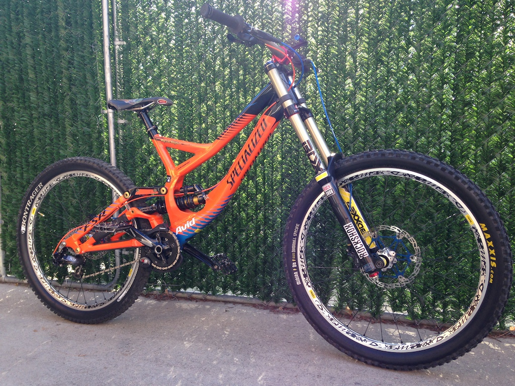 2013 Specialized Demo Troy Lee Design Edition! LARGE