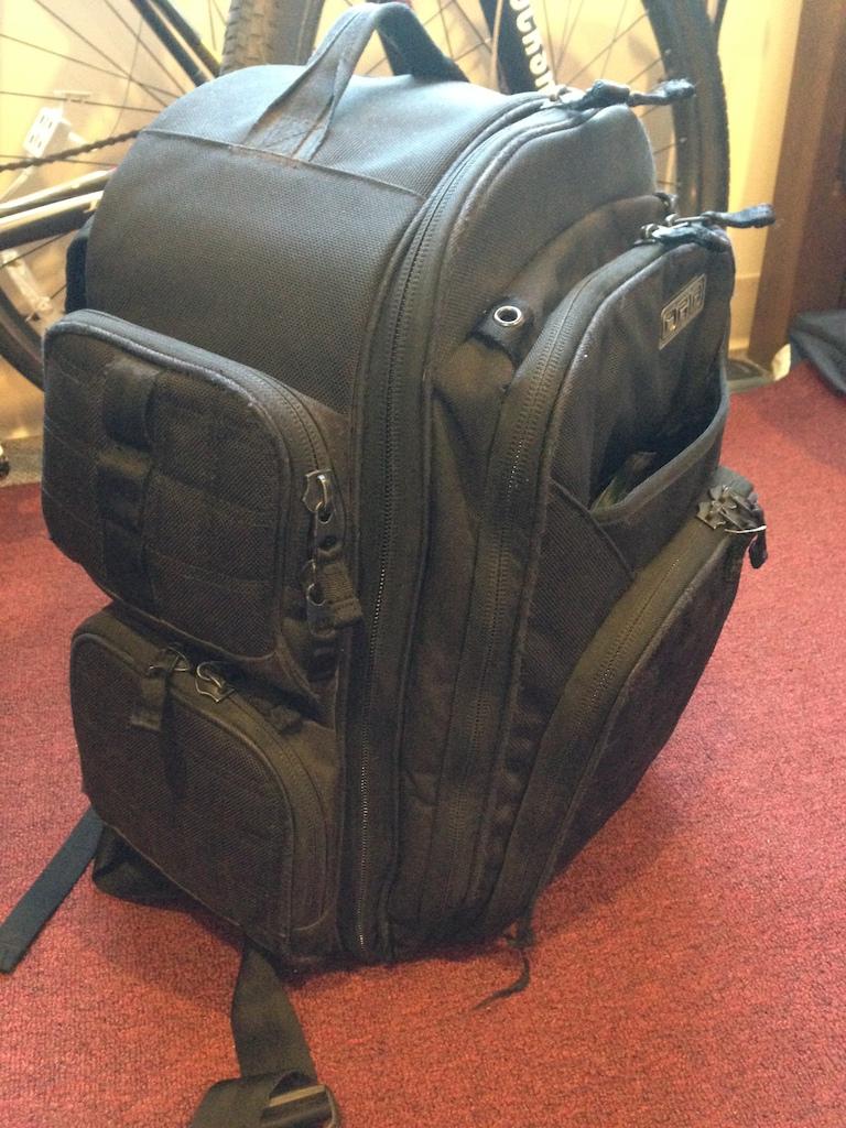 2012 Ogio TY Video Bag