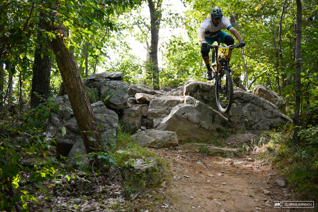 Mountain Creek's King of the Mountain Enduro