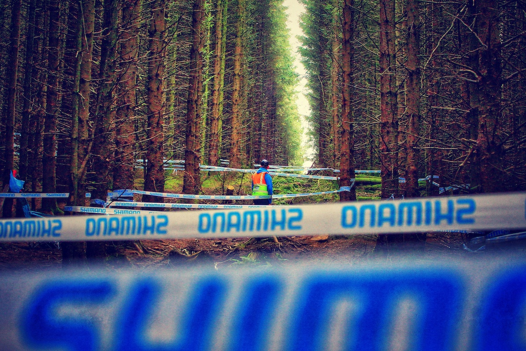 Shimano British Downhill Series