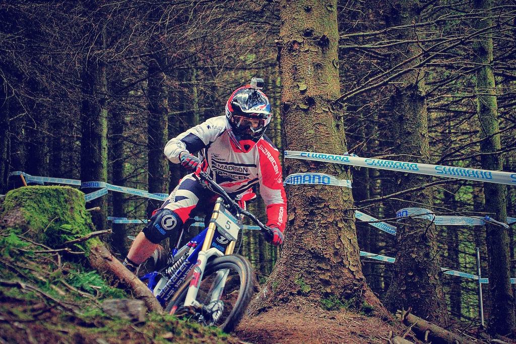 Shimano British Downhill Series