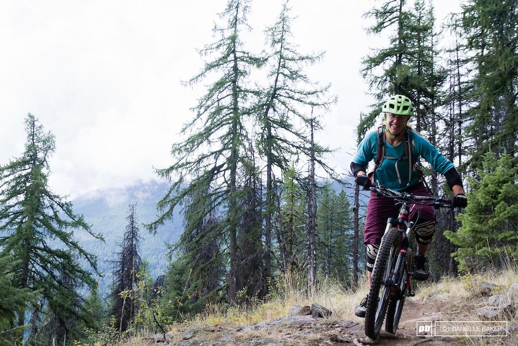 Exploring the Kootenays with Mountain Biking BC