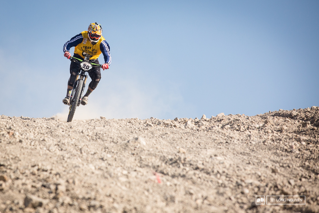 2014 Legends downhill - kamikaze