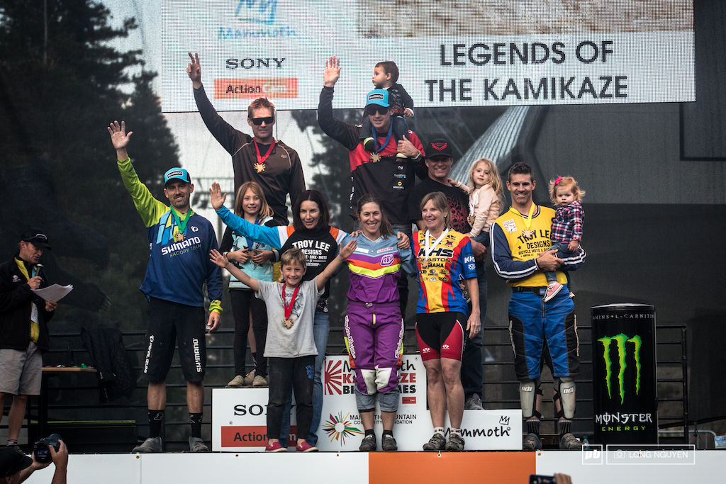 Your 2014 Kamikaze Legends winners.