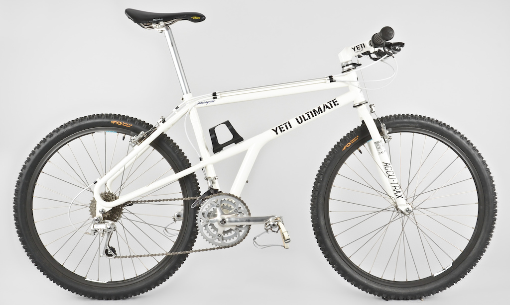 1992 Yeti Ultimate with full Campagnolo Group
