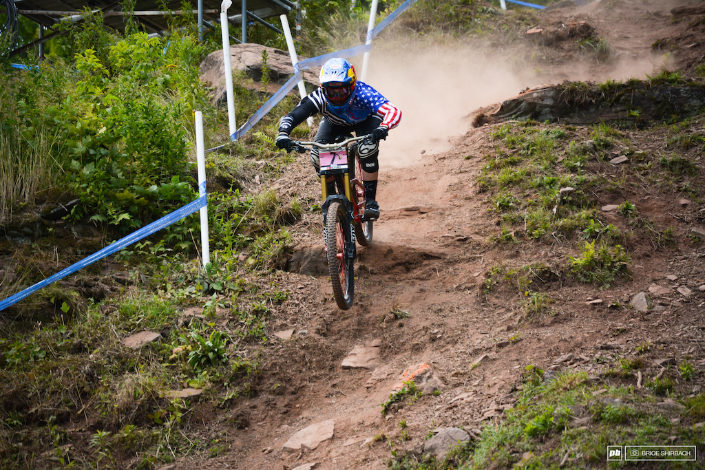 2014 UCI Mountain Bike World Cup in Windham NY