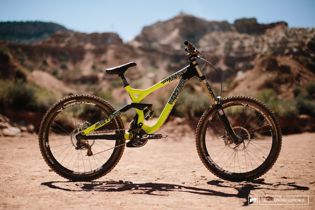Red Bull Rampage 2014 Looking At 34 Bikes Pinkbike