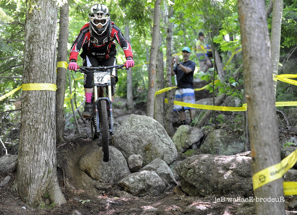 POC Eastern States Cup DH: Two to Go and Three for the Money