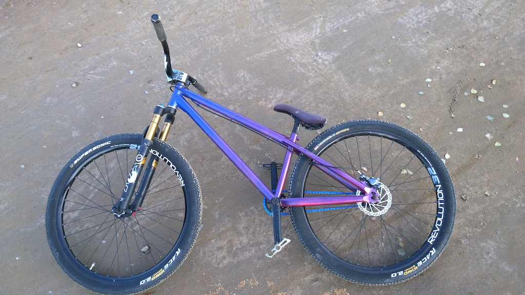 My Transition Bikes BLT in a sick new color! Love it