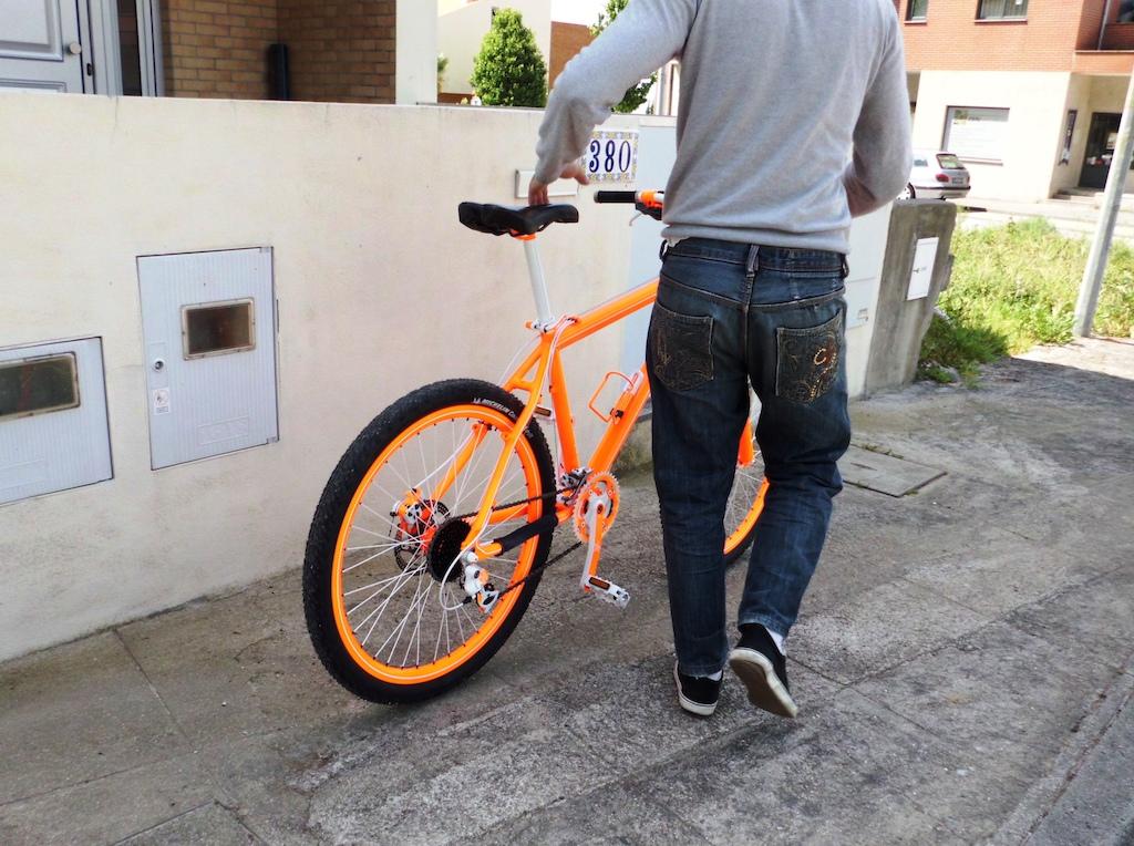 A exclusividade é feita de pormenores! (Azonyk Project)  https://www.facebook.com/Perfil.LuisCruzeiro.Bikes