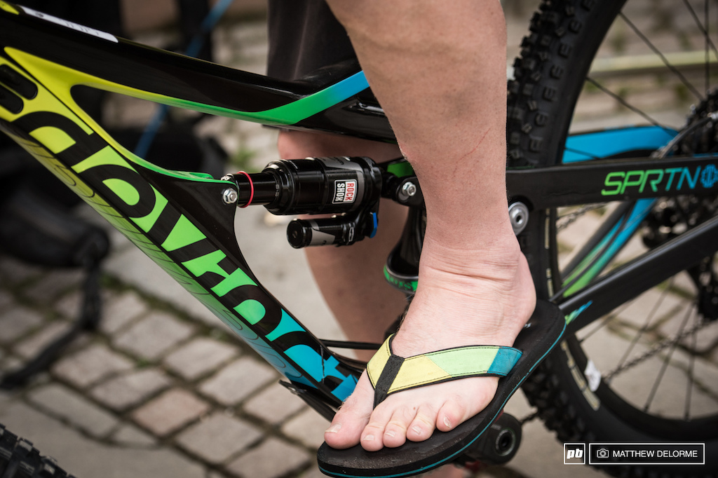 When choosing jandals it s always best to be sure they match your bike.