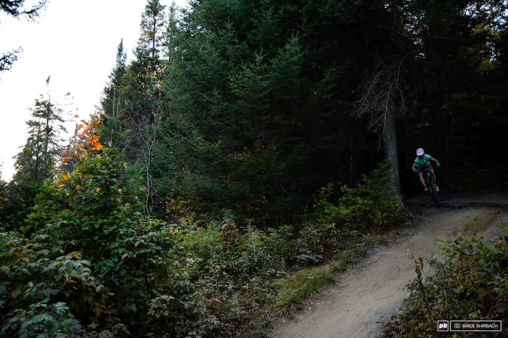 The best town ever East Burke VT surely is in the running. Get yourself to the Kingdom Trails and sample the goods