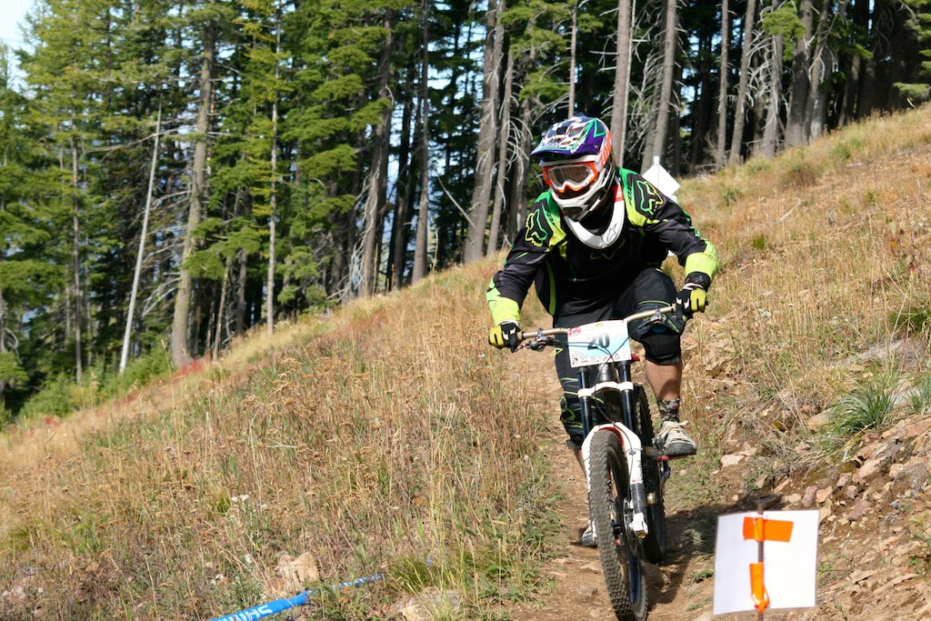 Round 6 of the Silver Mtn Series. Photo by Doug Ford