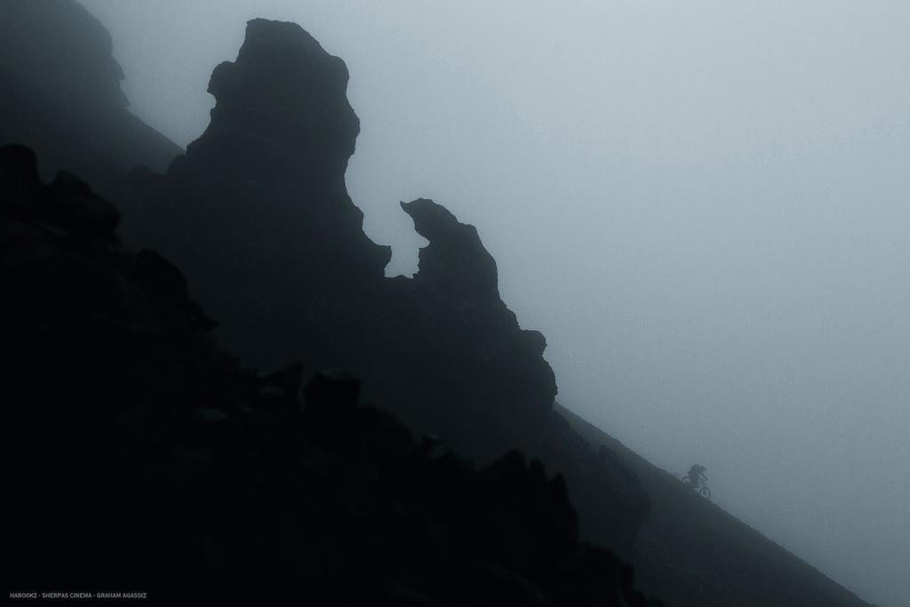 Harookz Sherpas Cinema Graham Agassiz - Iceland