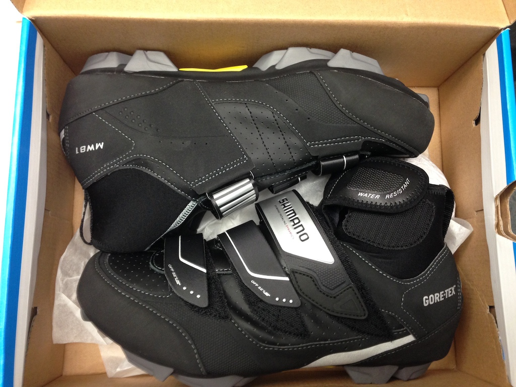2014 Shimano Winter Shoe SH-MW81 Men 46 (11.2)