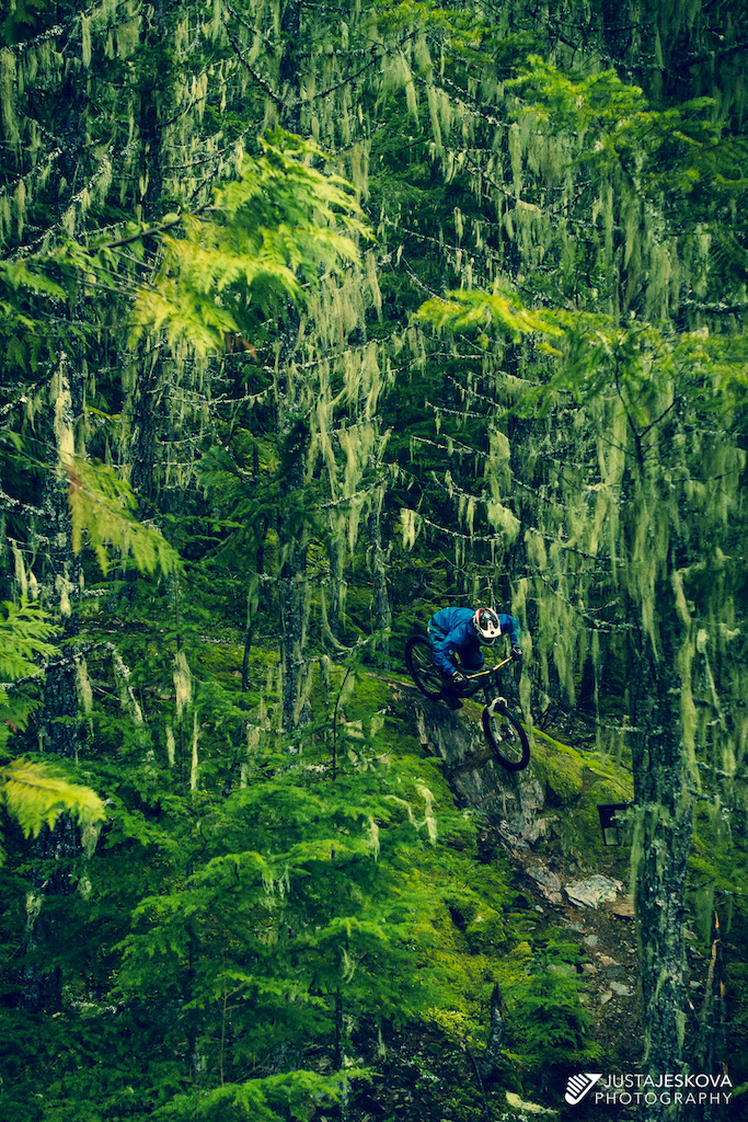 Steve Storey, Whistler, BC.