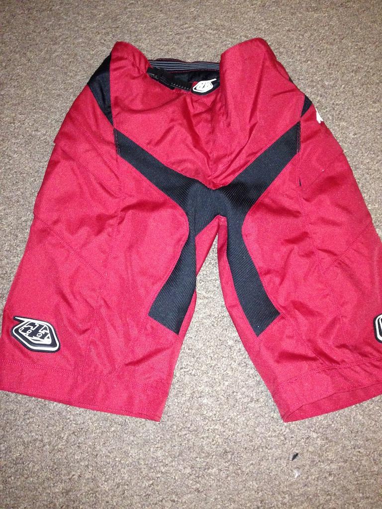 2014 Troy Lee Designs Sprint Moto Shorts - 30