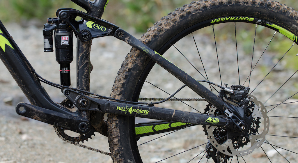 Trek Slash 9.8 Photo by Mike Kazimer