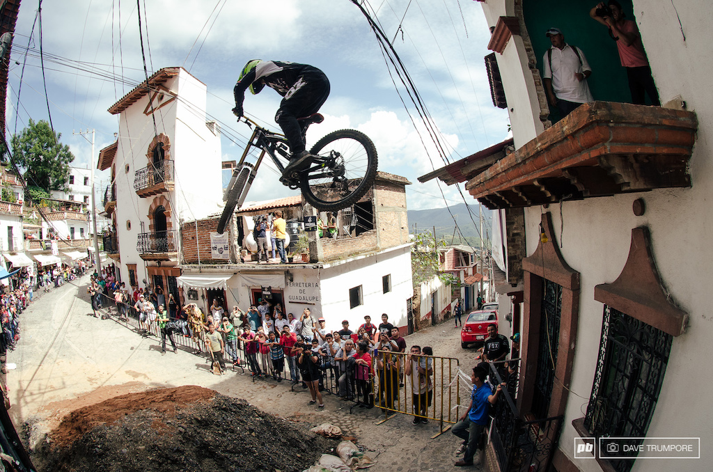 Taxco Downhill Practice