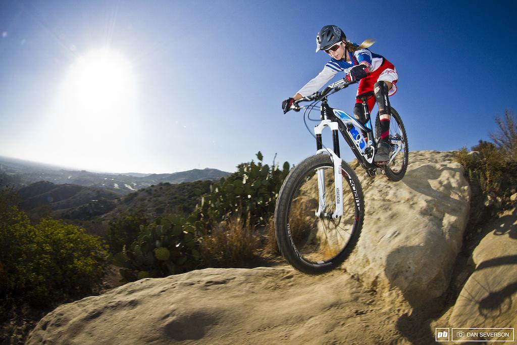 Rider Profile Rachel Throop