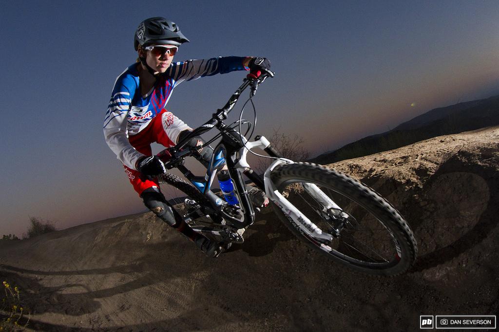 Rider Profile: Rachel Throop