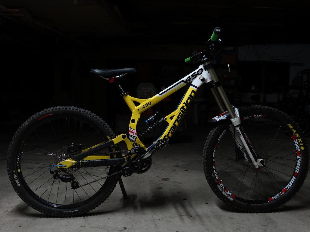 TR 450 2010