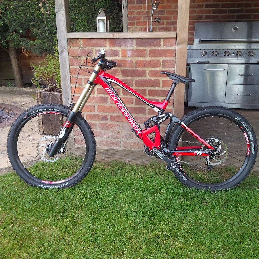 2014 MONDRAKER SUMMUM PERFECT CONDITION