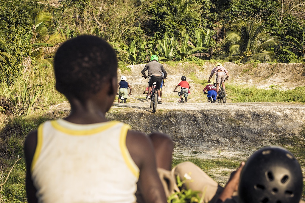 Oracabessa Foundation BMX Track