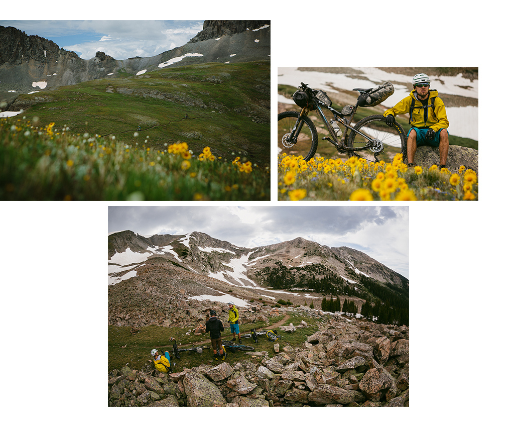 Images of the Colorado Trail. I m Part of The Tribe article.