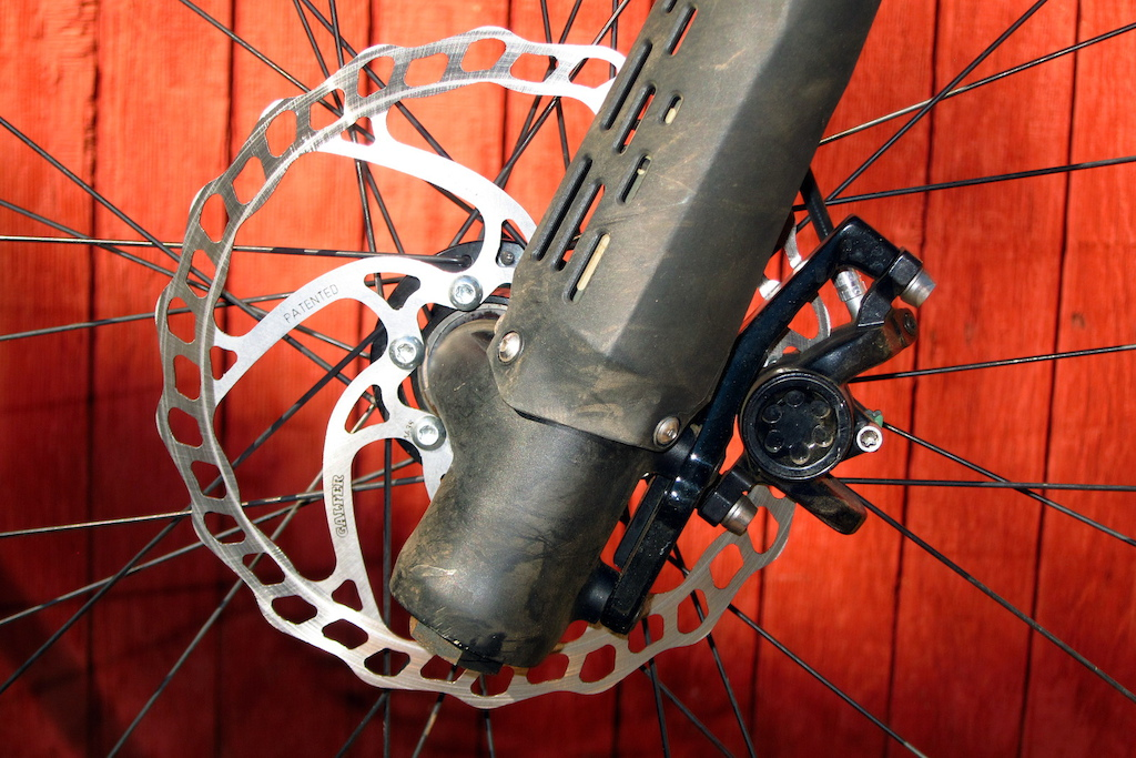 Galfer Bicycle Wave rotor 2014