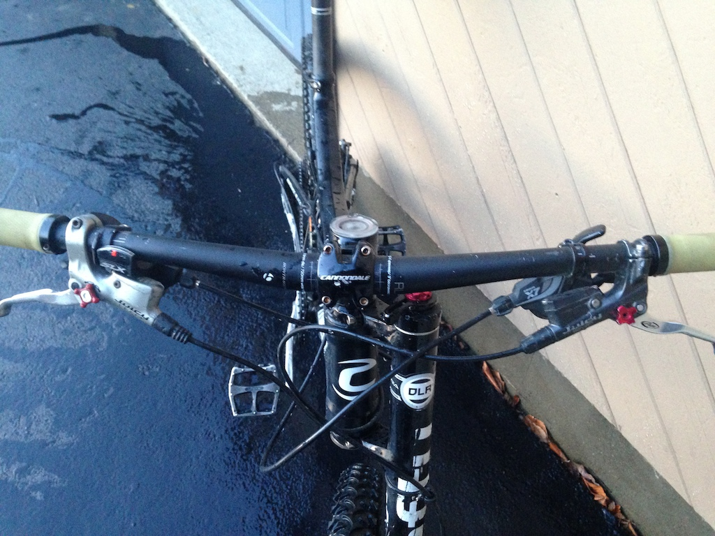 2010 Cannondale RZ120 Large , Clean, well maintained