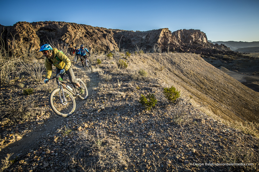 There are some secret trails hidden just on the edge of Terlingua you just have to go hunting