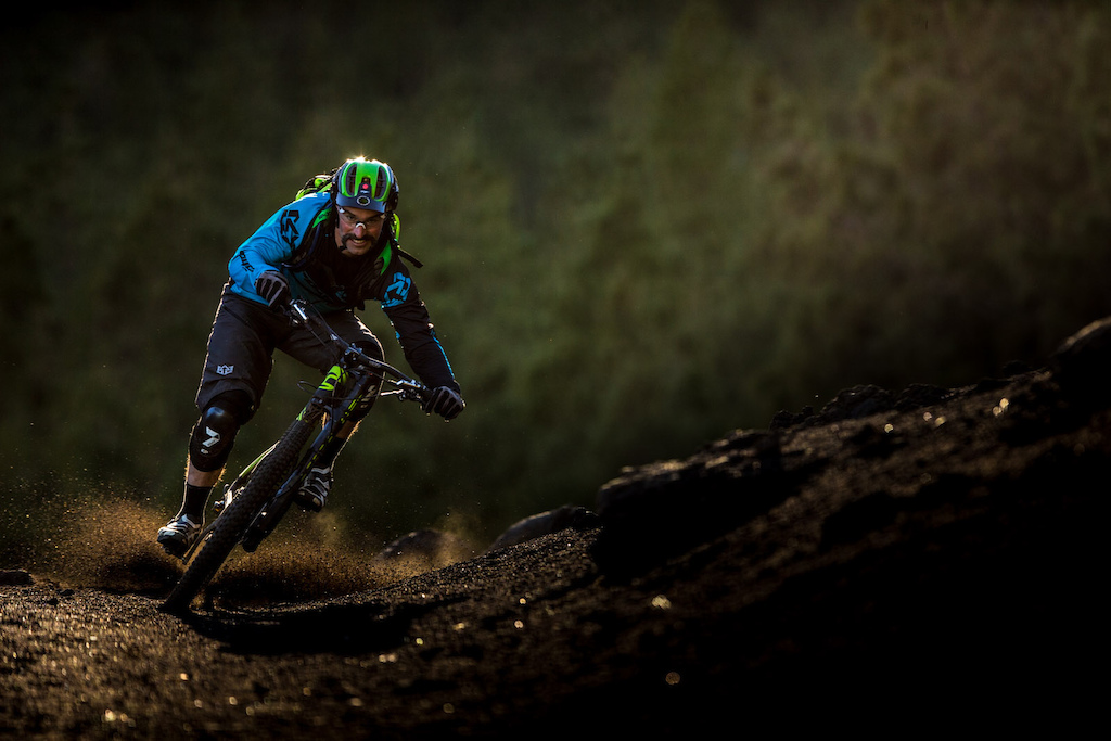 Mark Weir, Cannondale Trigger, 2014