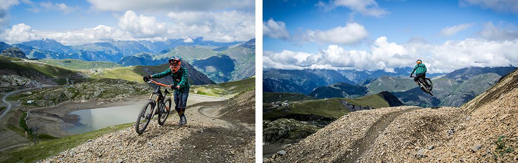 Les Deux Alpes - Moon Ride: Part One